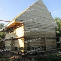 Портфолио сайта karkas-lstk.ru: строительство бани