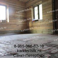 Портфолио сайта karkas-lstk.ru: баня из бруса вид изнутри