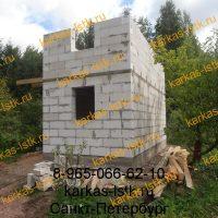 ход строительства домов