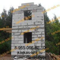 строительство домов ленинградская область
