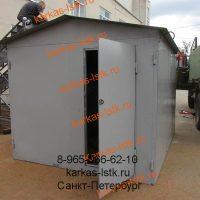 Металический гараж цена: портфолио сайта karkas-lstk.ru