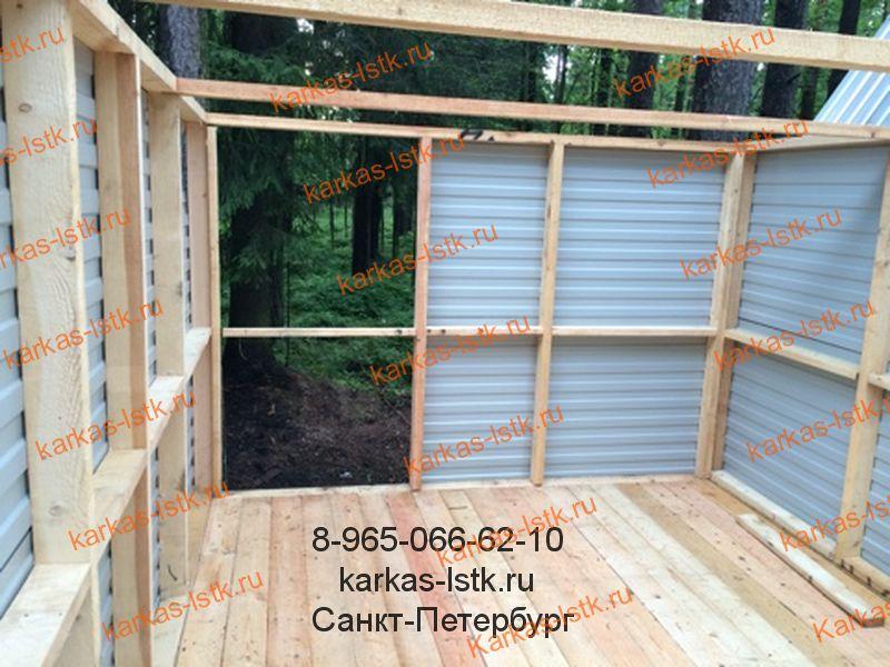 Строительство гаража: возведение стен