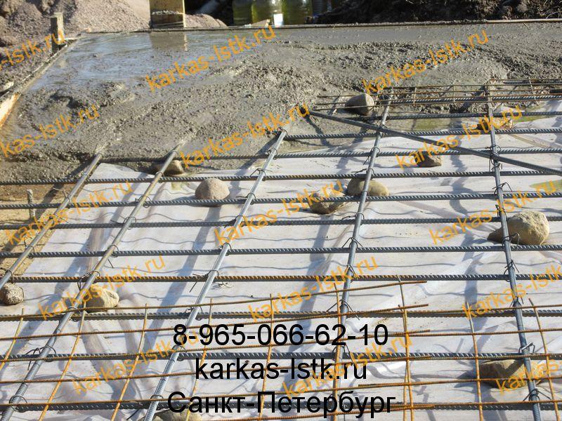 сделать фундамент под гараж в ленинградской области