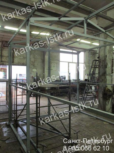 гараж на производстве 6 х 3 метра