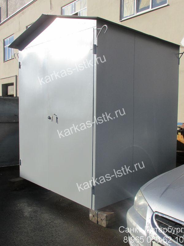 купить стальной блок контейнер технический