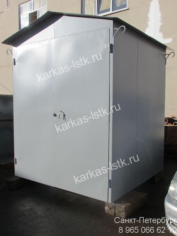 будка-контейнер для размещения техники купить