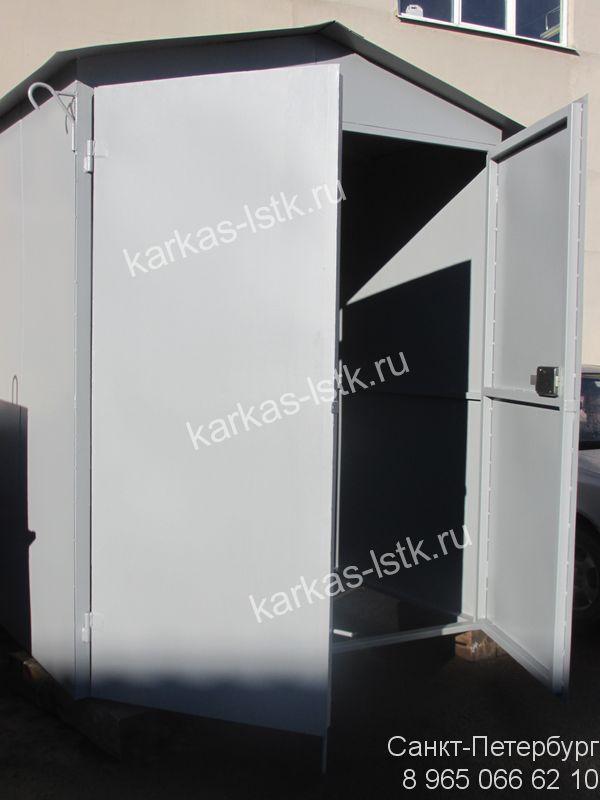 будка для размещения техники и оборудования купить