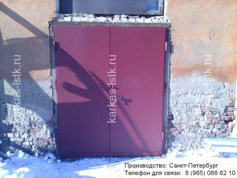 ворота для гаража маленькие цена