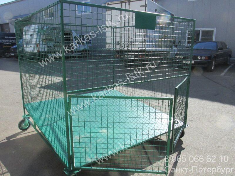 контейнер для продажи капусты и арбузов