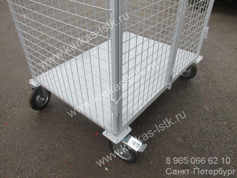 шкафы сетчатые с колесиками цена