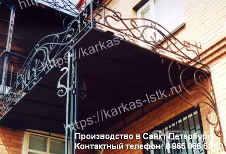 козырек над крыльцом купить в петербурге