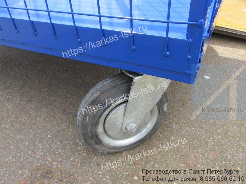 контейнер на колесиках купить