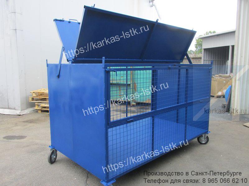 подкатные контейнеры для тсж купить