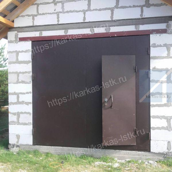 ворота для загородного дома цена