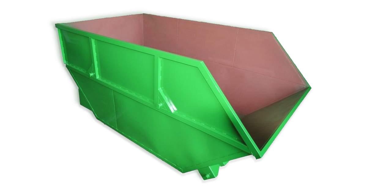 контейнеры для складирования металлической стружки купить