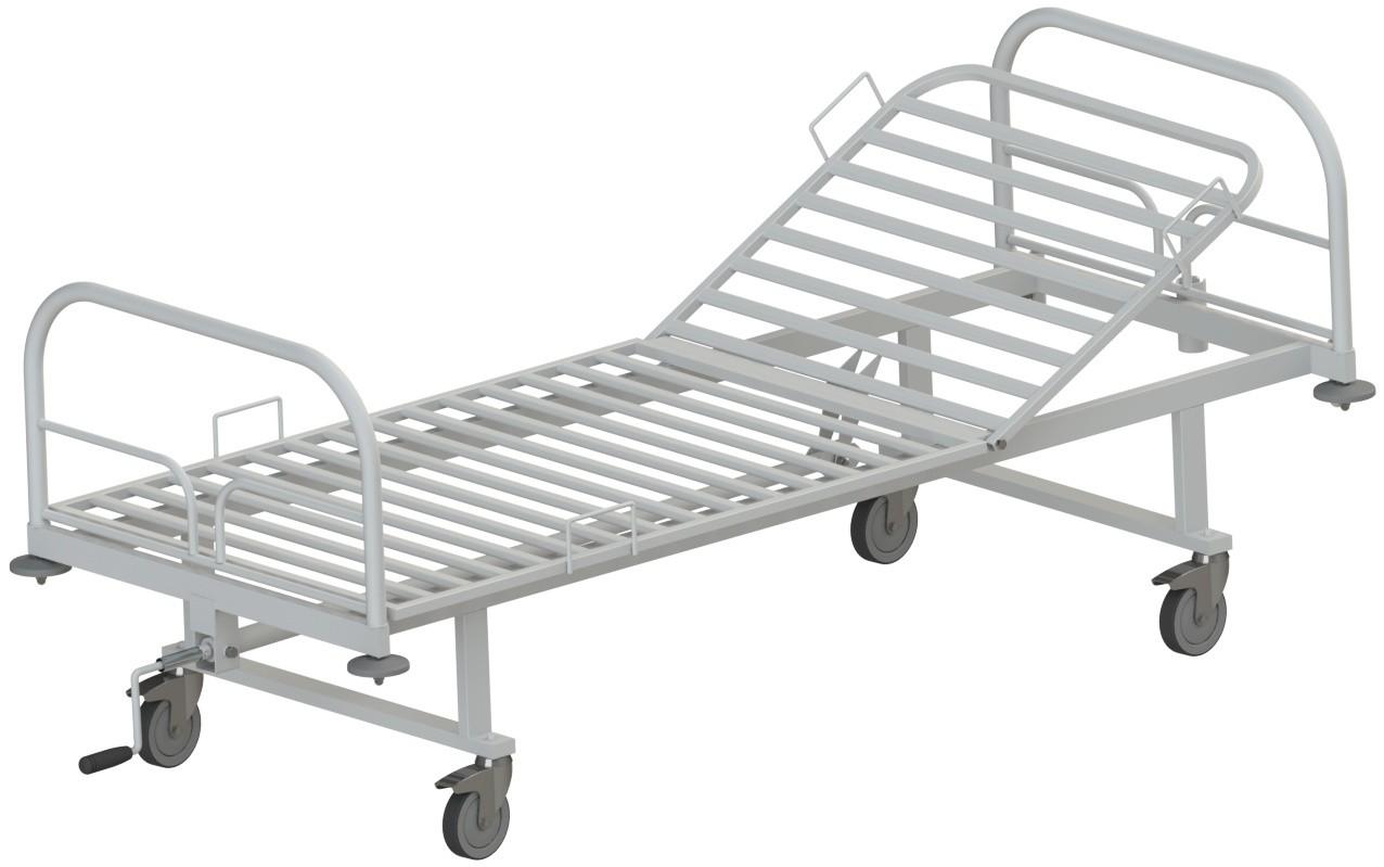 кровати больничные механические заказать