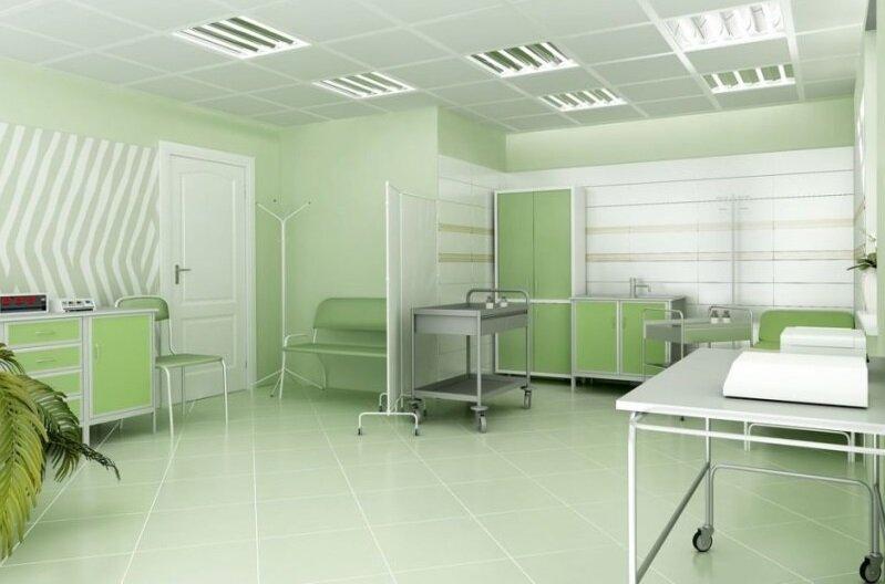 мебель для медицинского кабинета подкатная заказать