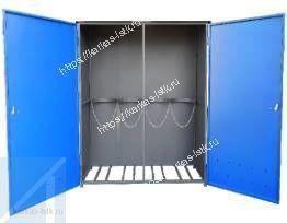 контейнеры для баллонов с пропаном купить