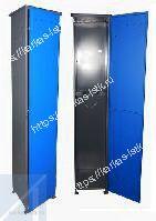 узкий шкаф для кислородного баллона 40 л