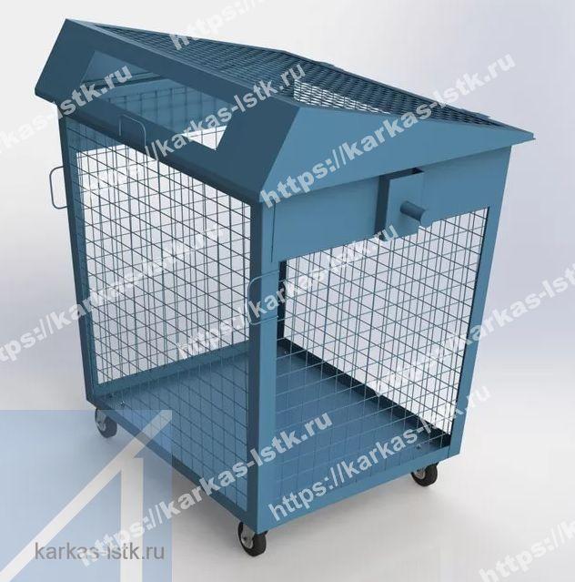 контейнер для сбора пластика купить
